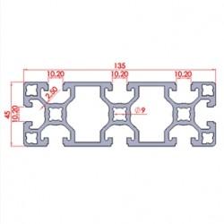 45×135 Sigma Profil