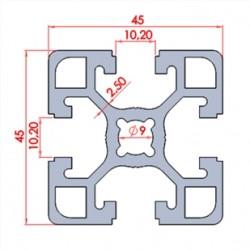45×45 Ağır Sigma Profil